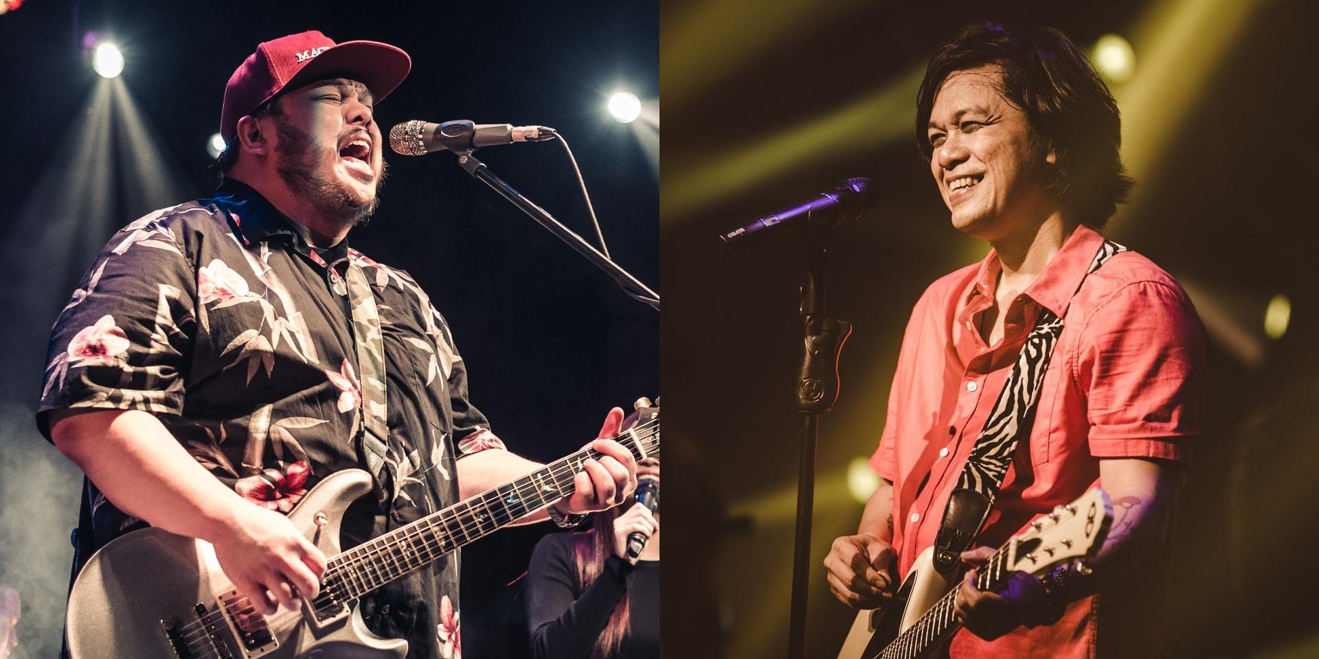 Mayonnaise team up with Raymund Marasigan for new collab 'Nais Kitang Saktan/Tama Na Yan' – listen