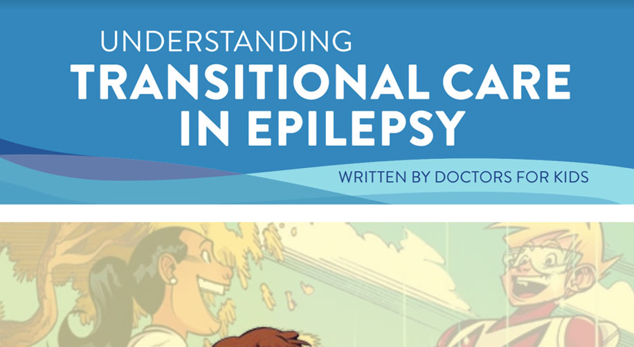 Understanding Transitional Care in Epilepsy cover