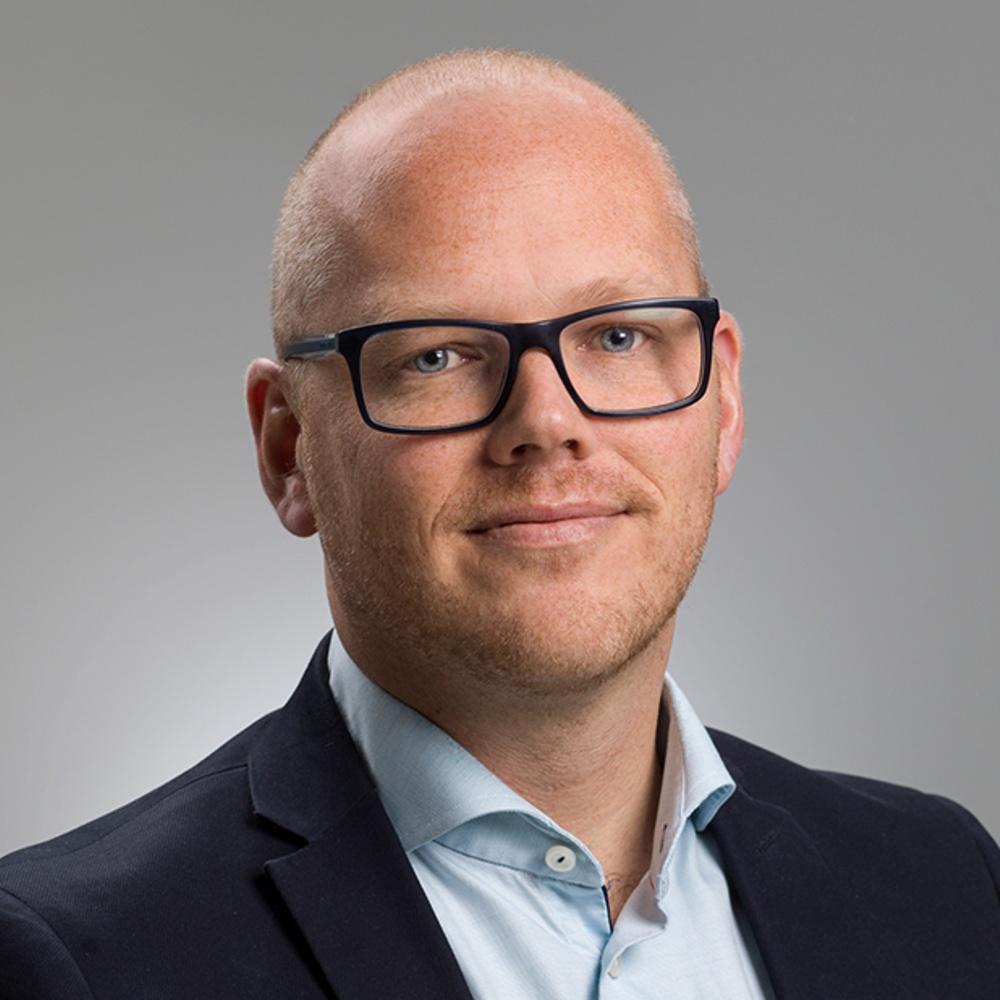 David Lengström, VD, Kalmar Län