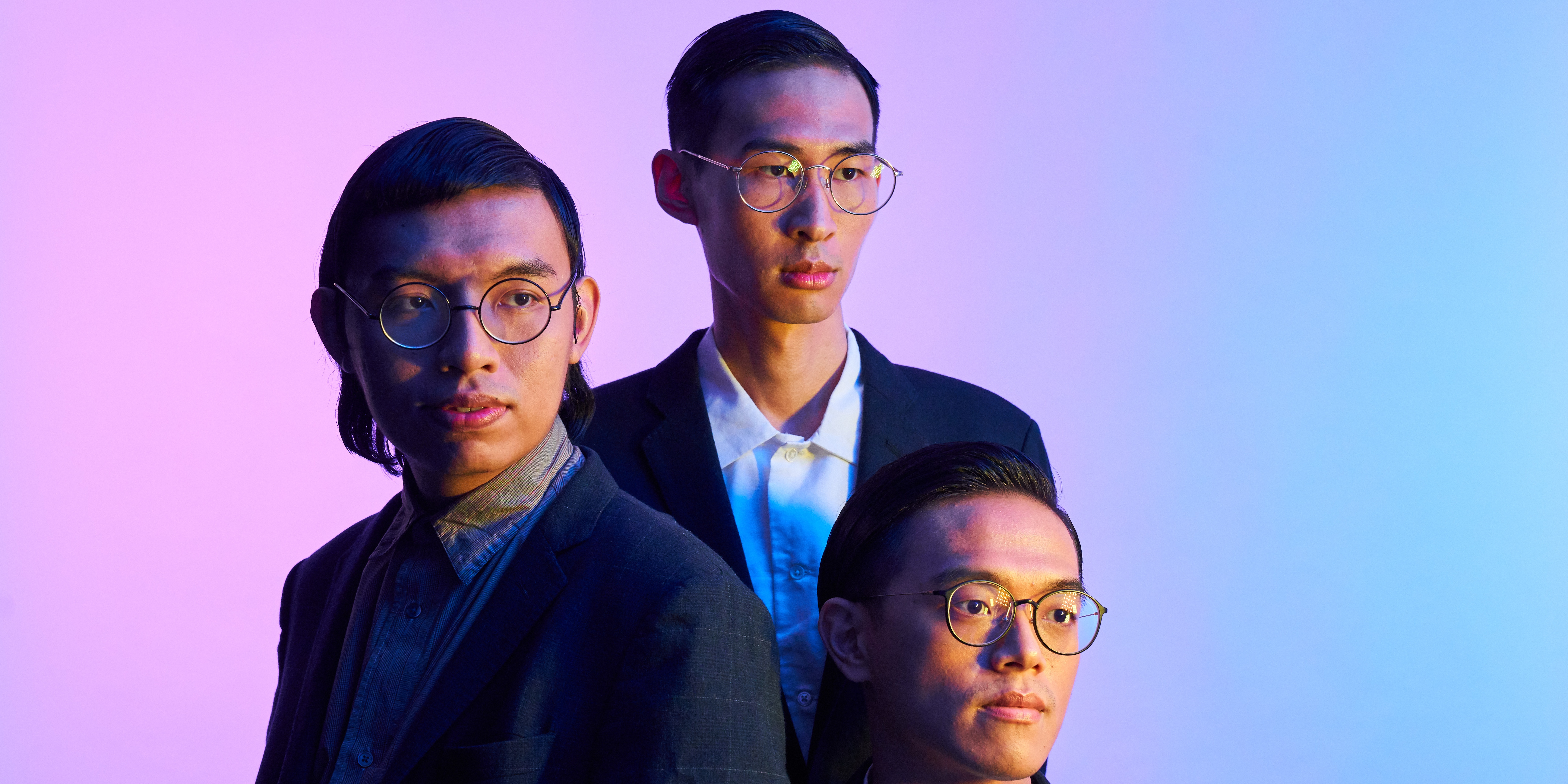 Introducing: Taiwanese Indie trio The Chairs on their kaleidoscope of sounds