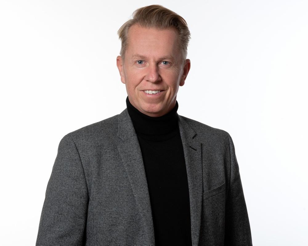 Johan Olofson, förbundsdirektör, Kunskapsförbundet Väst