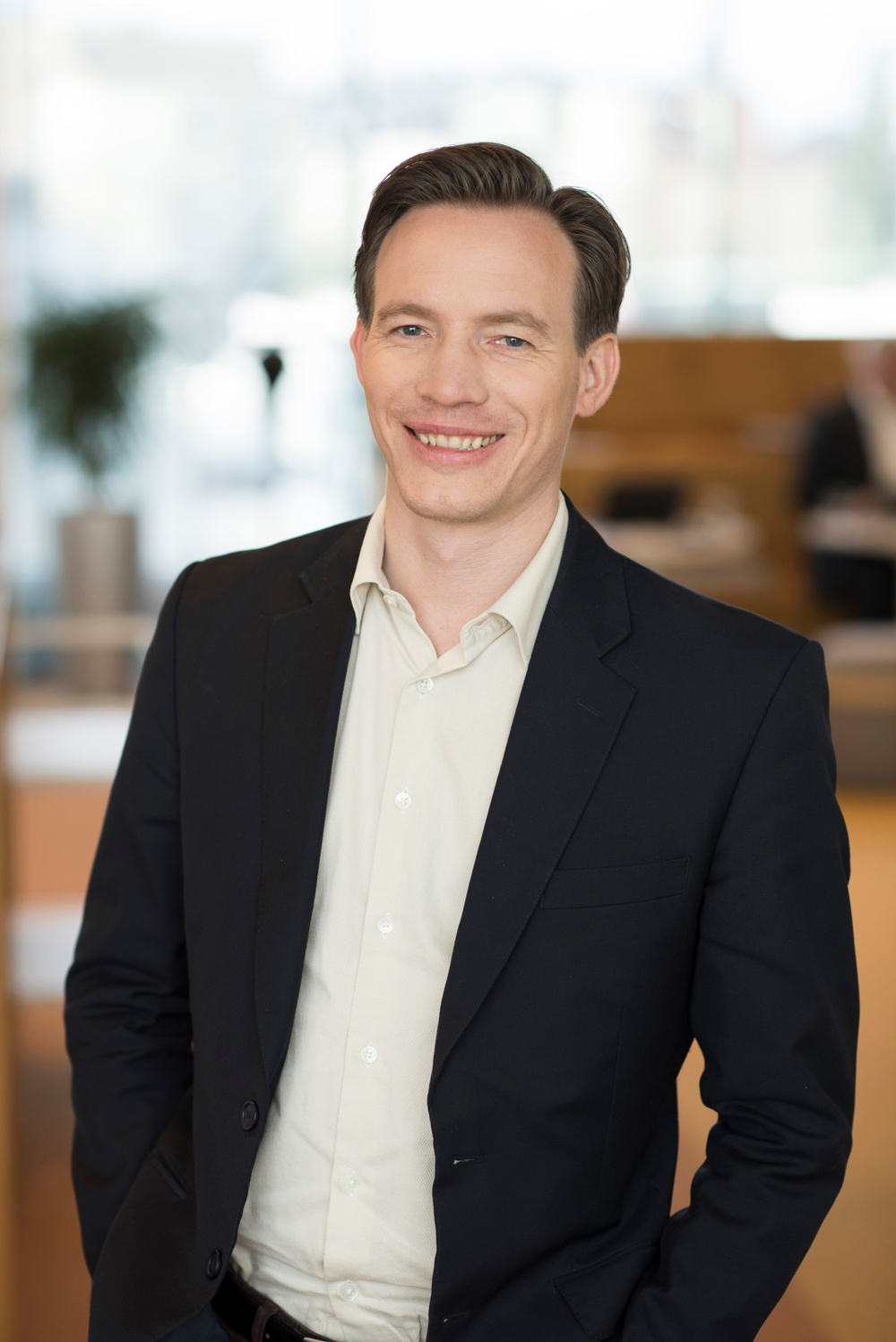 Tomas Larsson, General Manager Kairos Future China