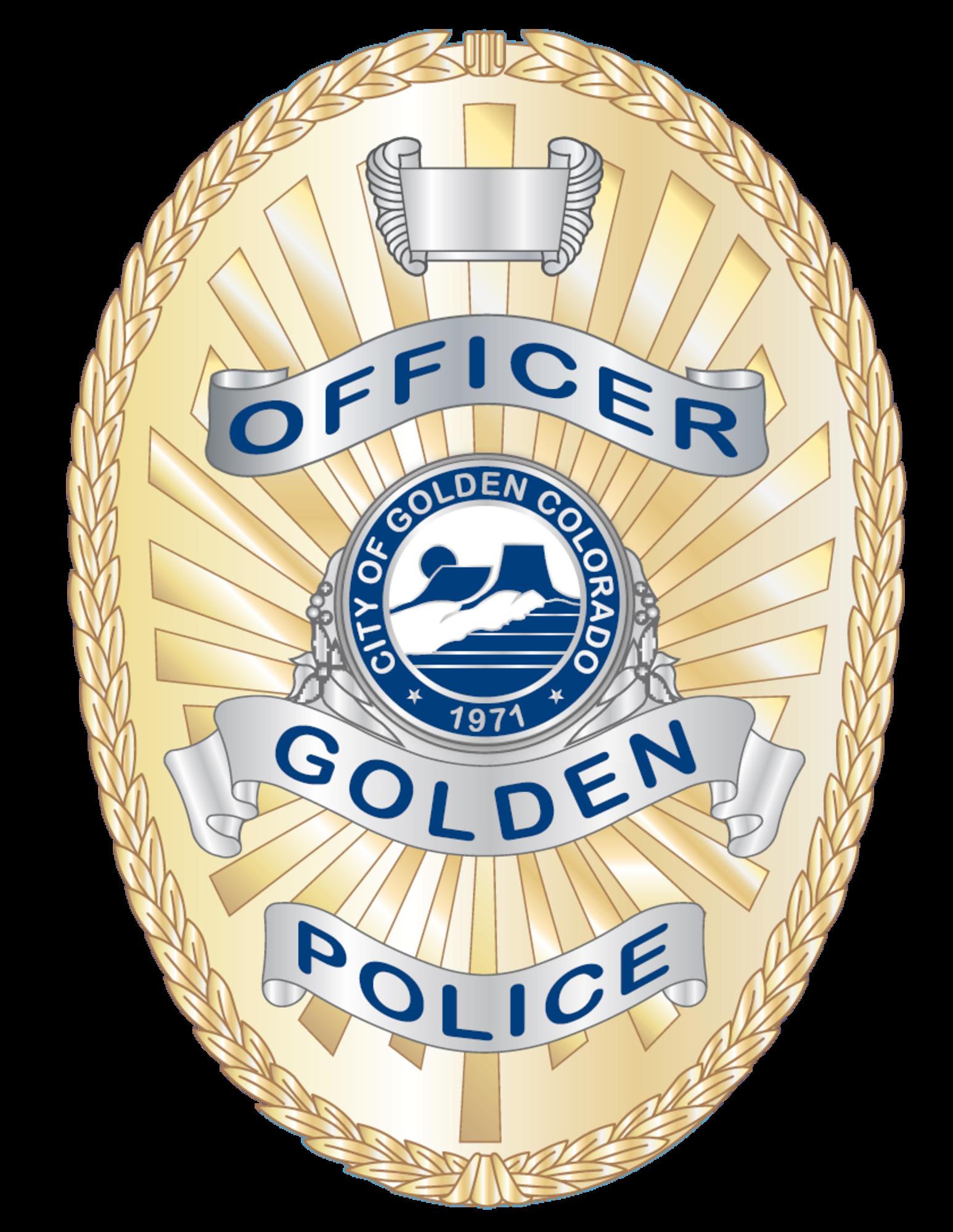 Golden Police Department