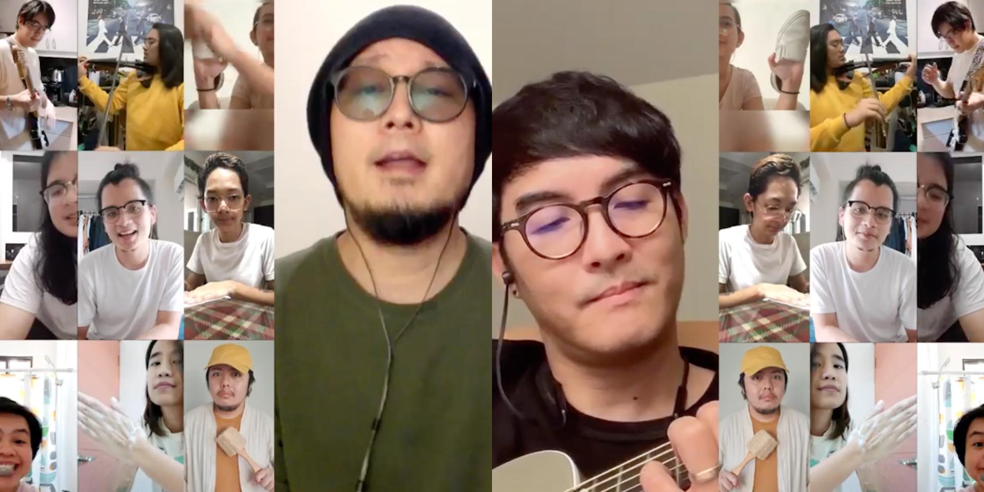 Thai duo Scrubb and Filipino folk-pop act Ben&Ben scrub their way through 'ทุกอย่าง Everything' in this collaborative jam – watch