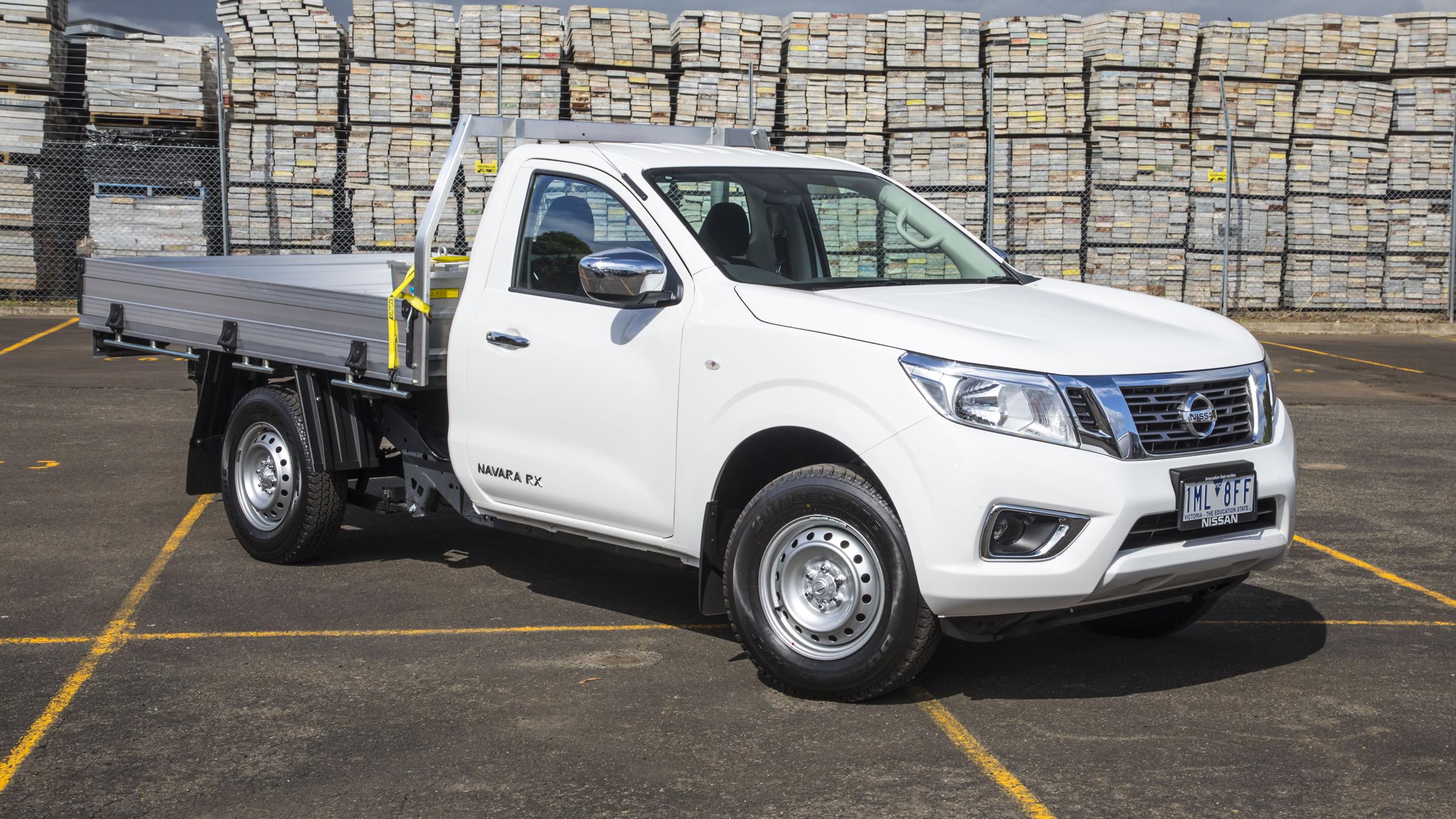 Best Single-Cab Work Ute: Nissan Navara RX review | Drive com au
