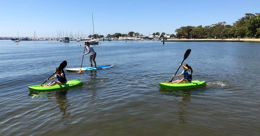 Swan River Kayak Hire