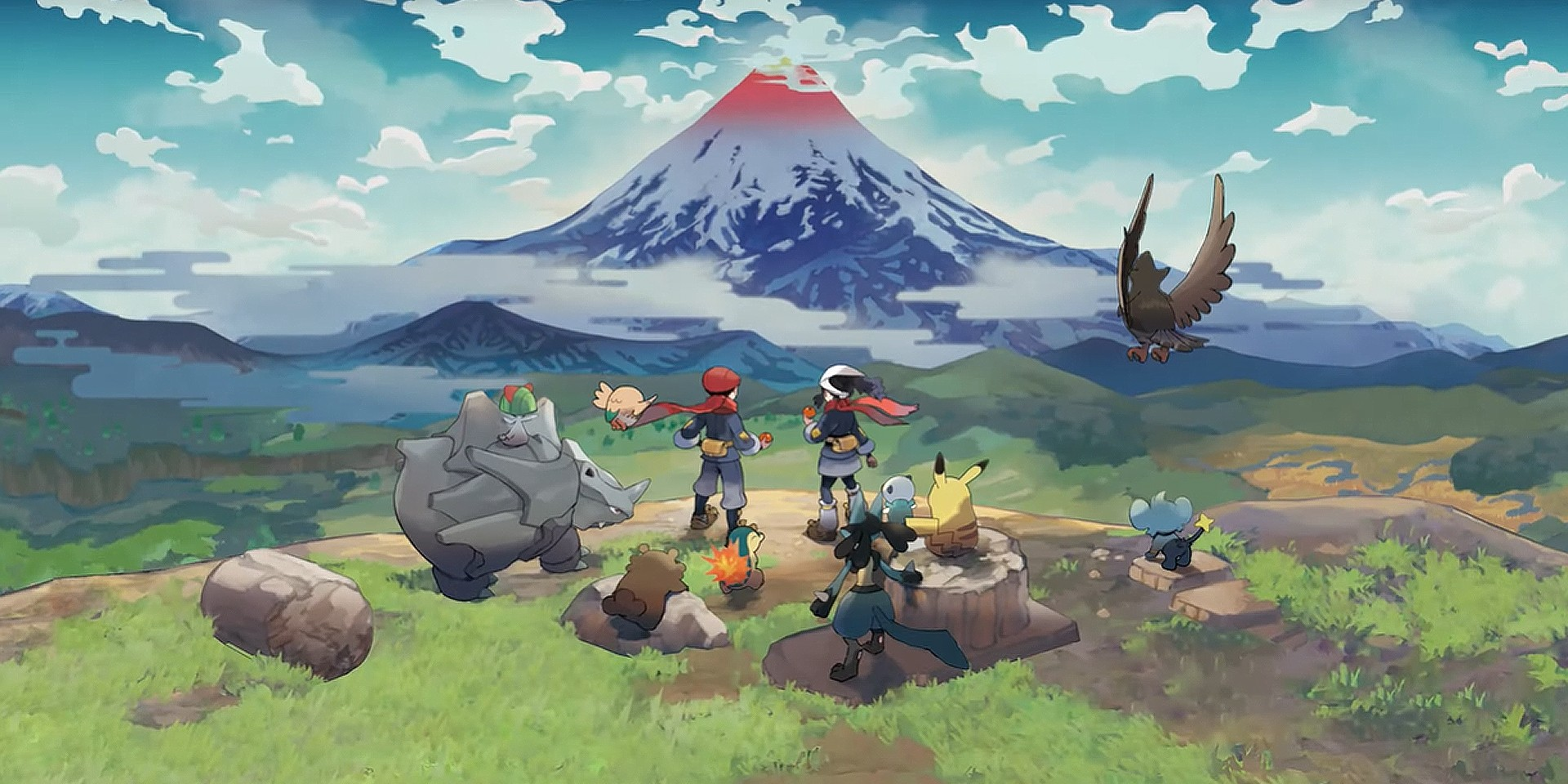Pokémon Legends: Arceus introduces new open-world experience, revamped catching and battle system
