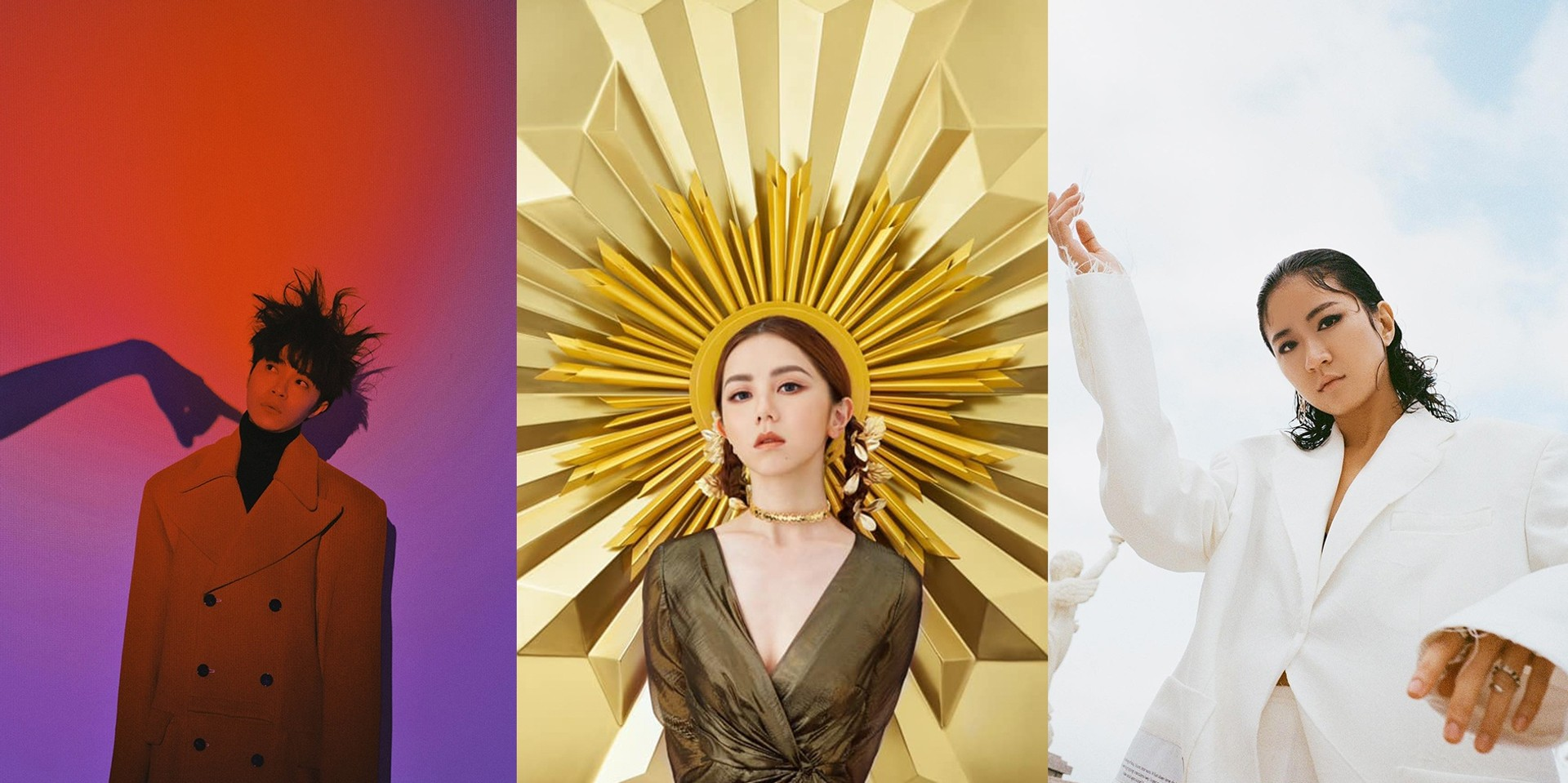 Wu Qing Feng, G.E.M., Namewee, 9m88, and more nominated for the 31st Golden Melody Awards