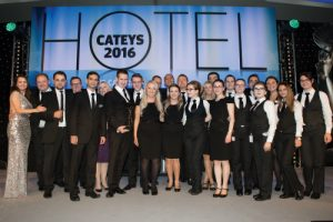 Hotel Cateys 2016 Conference and Banqueting Team of the Year