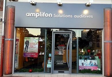 Photo du centre Amplifon de Lille