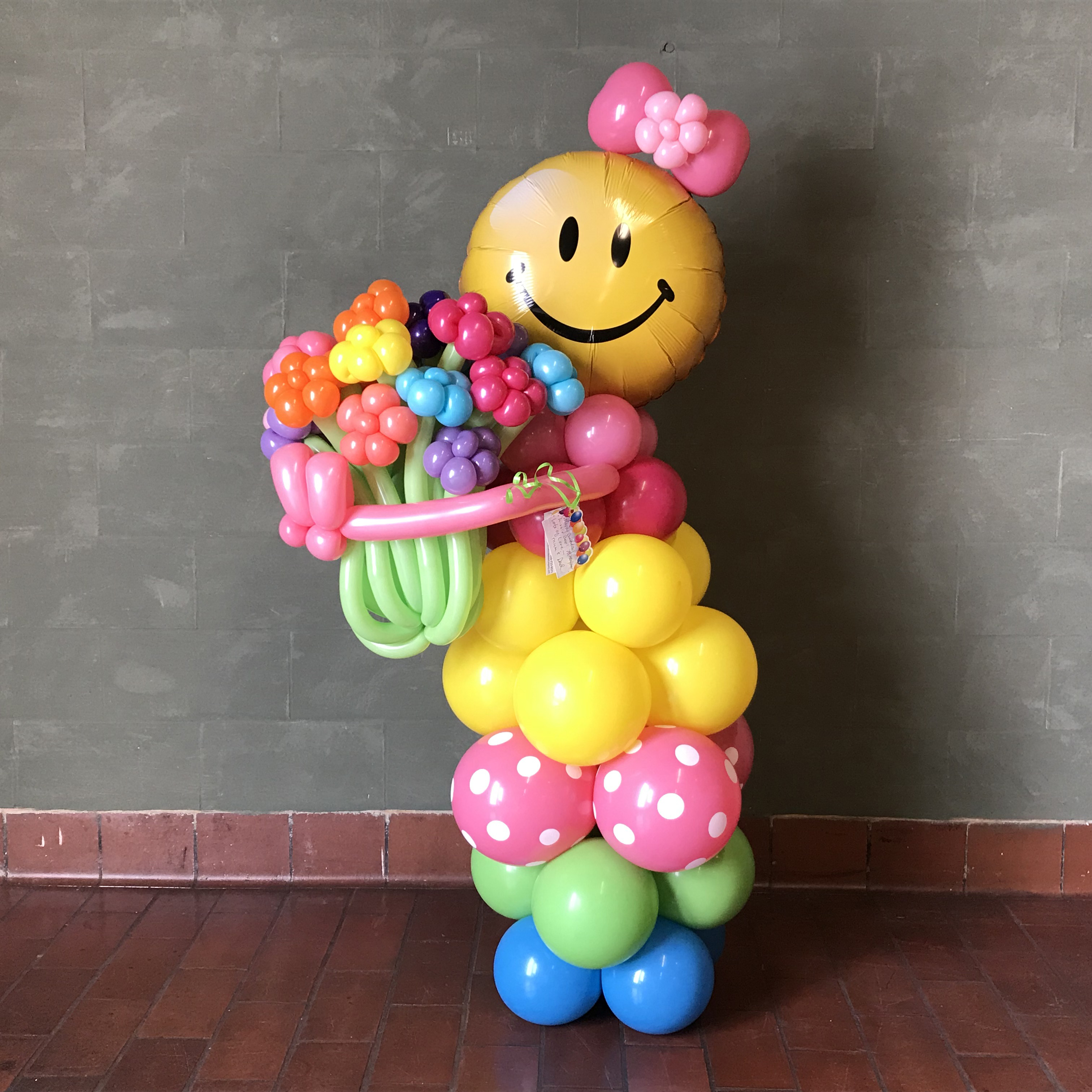 Order Here Life Size Share A Smile Balloon Characters