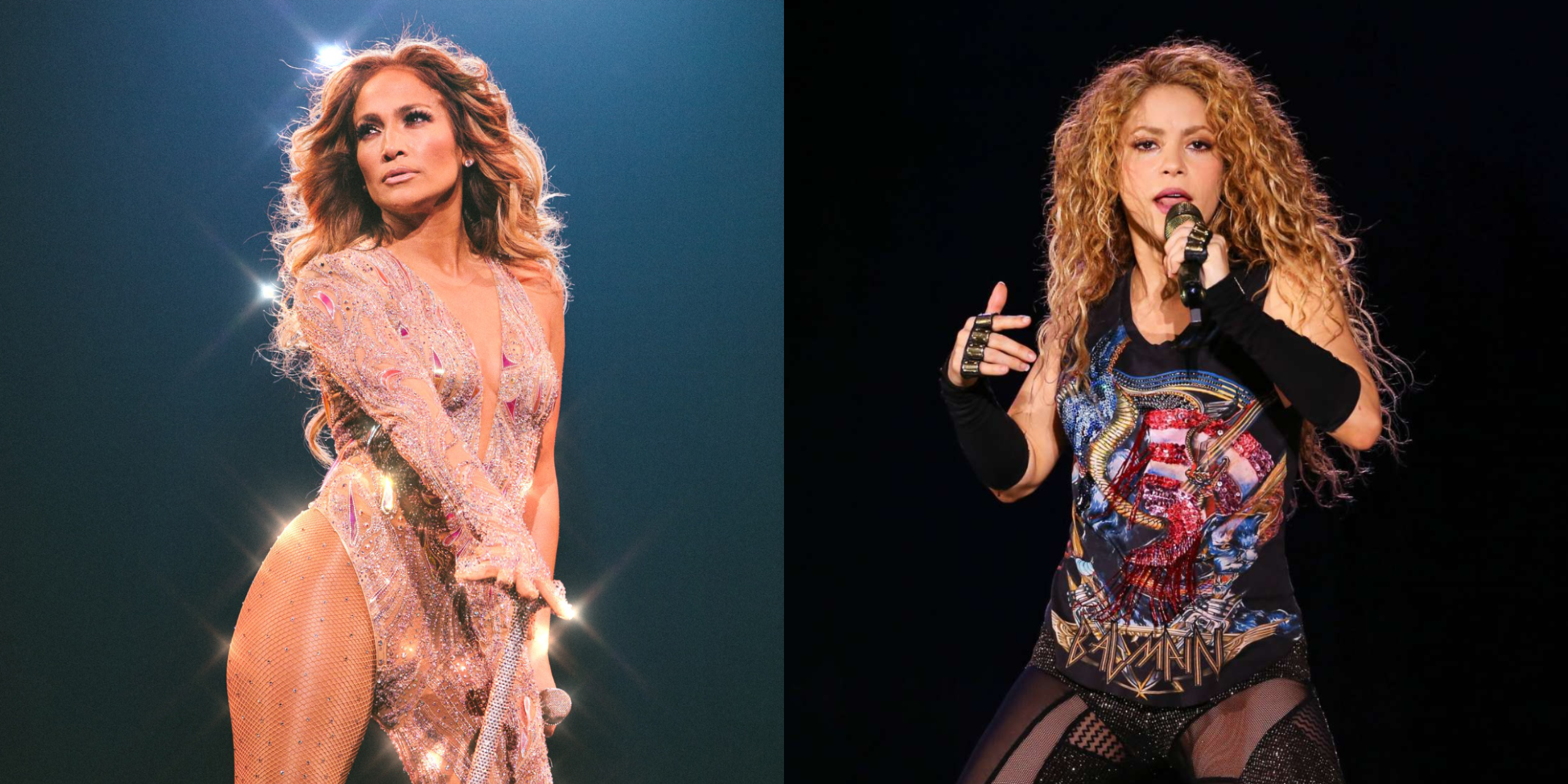 Jennifer Lopez and Shakira to co-headline the 2020 Super Bowl Halftime show