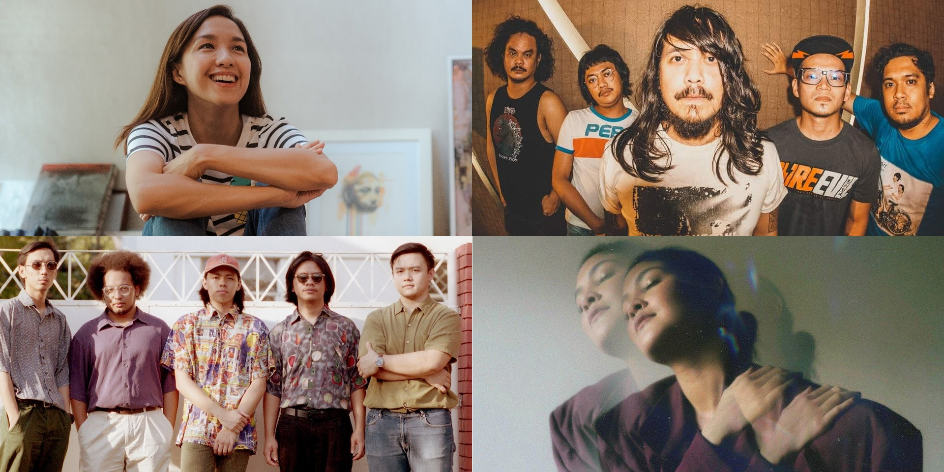 Barbie Almalbis, Kiana Valenciano, Flu, RIOT, and more cap off January with new music – listen