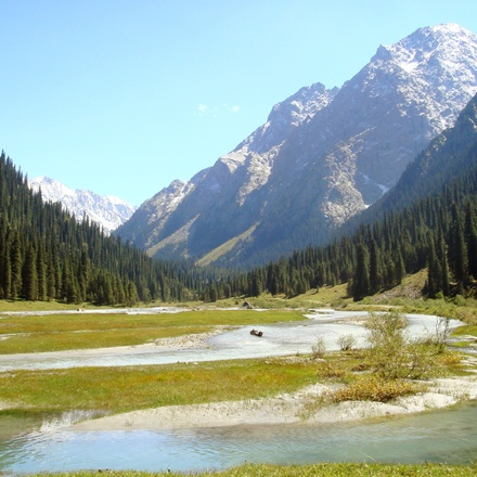 15-Day Central Asia Adventure Tour