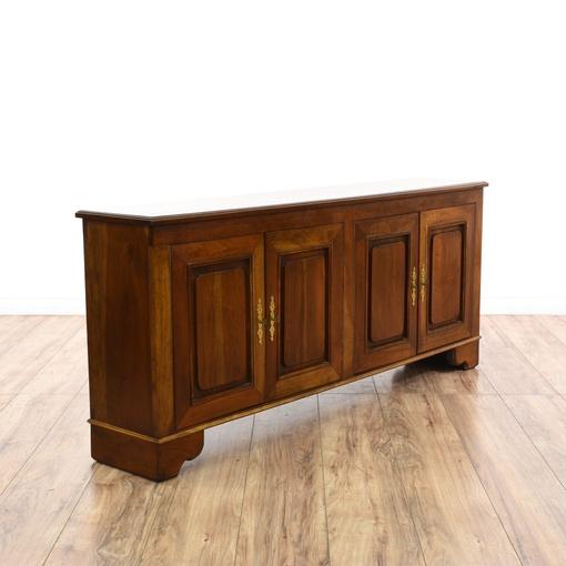 petite cherry sideboard buffet cabinet loveseat vintage furniture san diego los angeles. Black Bedroom Furniture Sets. Home Design Ideas