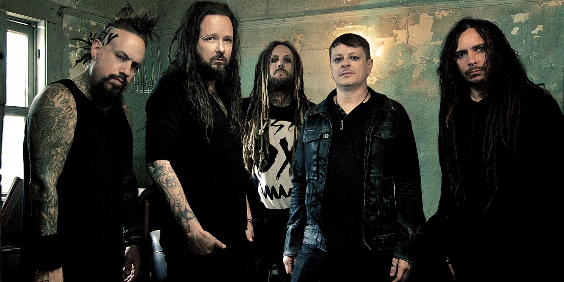 Korn releases new single, 'Cold' – listen