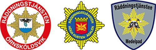 Räddningstjänsterna i Västernorrland logo