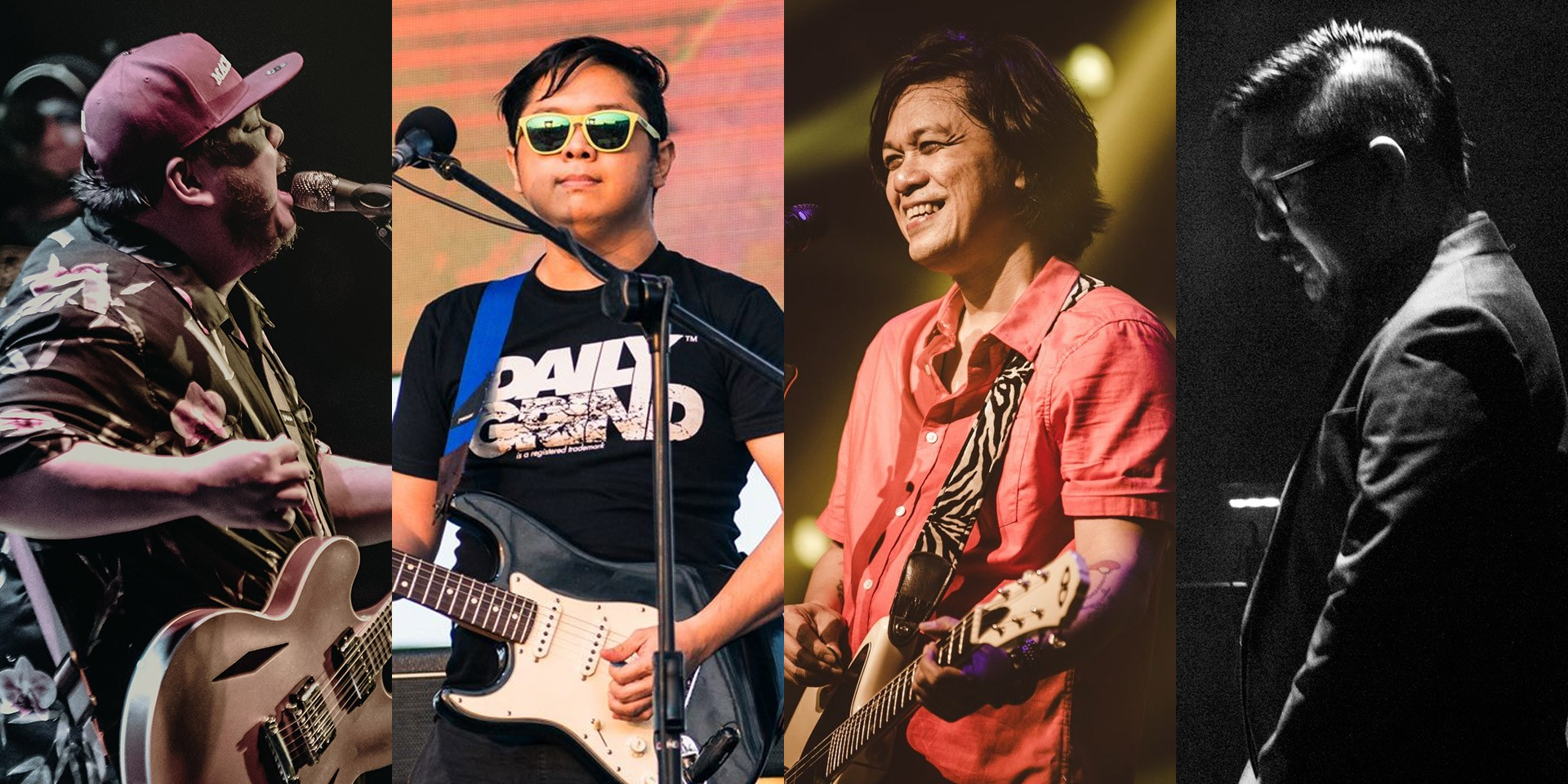 Musicians for Hire: Hale, The Itchyworms, Raymund Marasigan, and more offer lessons, music production, session work