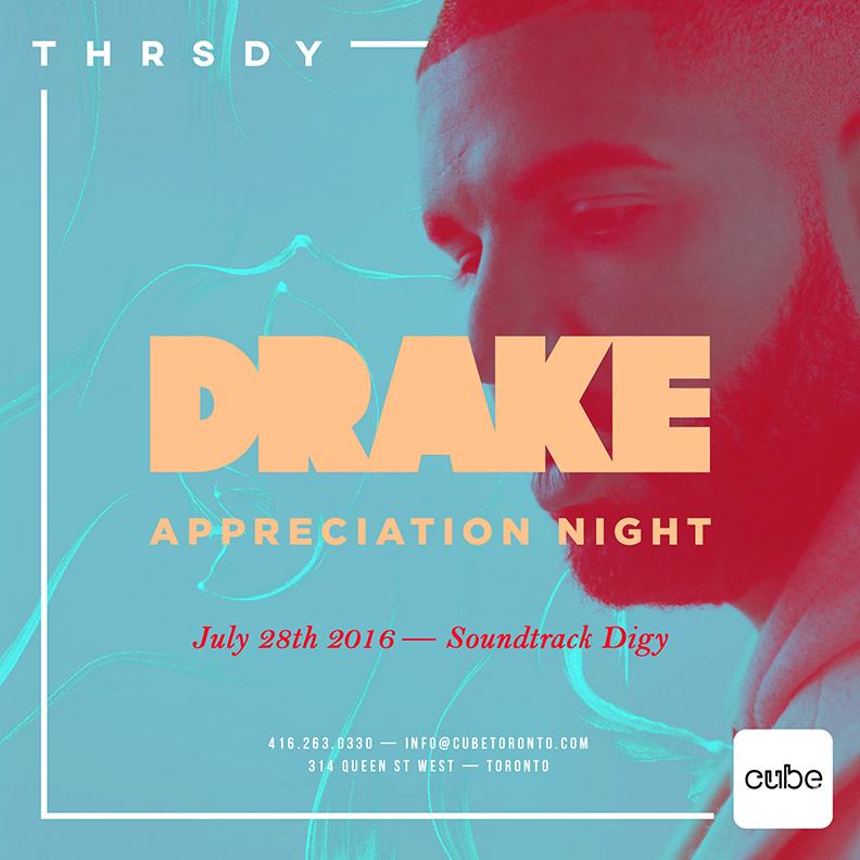 Drake Appreciation Night