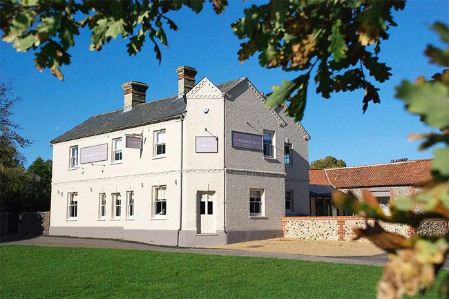 The Packhorse Inn, Moulton, Suffolk
