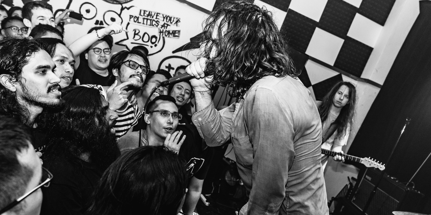 Pianos Become The Teeth treat fans to almighty chaos in Singapore – photo gallery