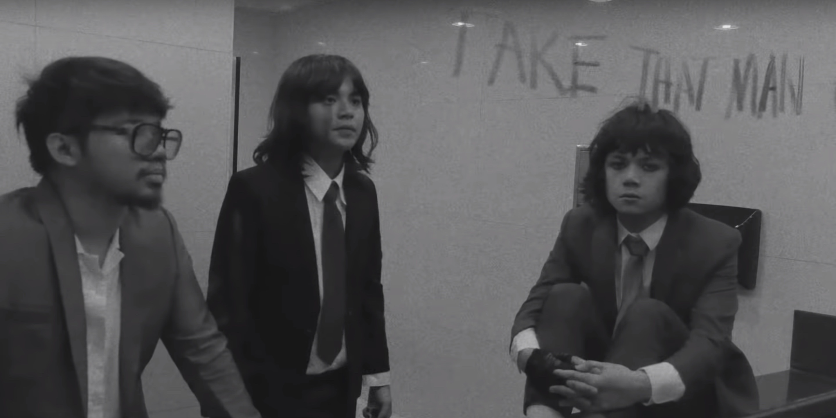 IV of Spades end 2018 with new music video, 'Take That Man' – watch