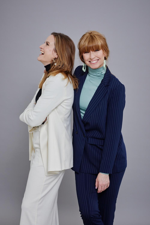 Författarporträtt: Jenny Segergren & Frida Zetterström