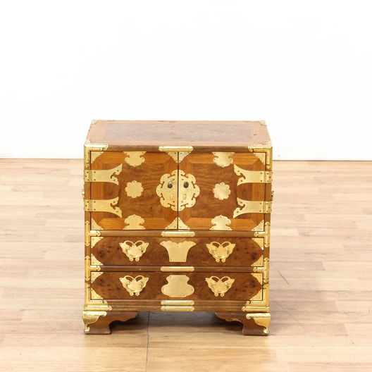 Asian tansu chest cabinet dresser w 4 drawers loveseat for Oriental furniture los angeles