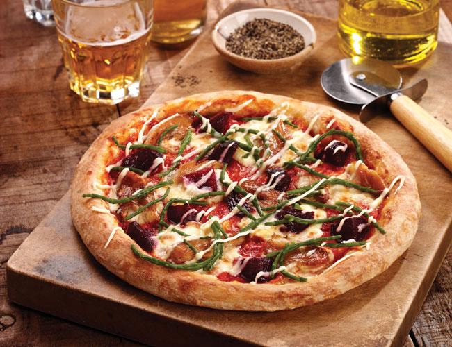 Dr Oetker fresh dough pizza base