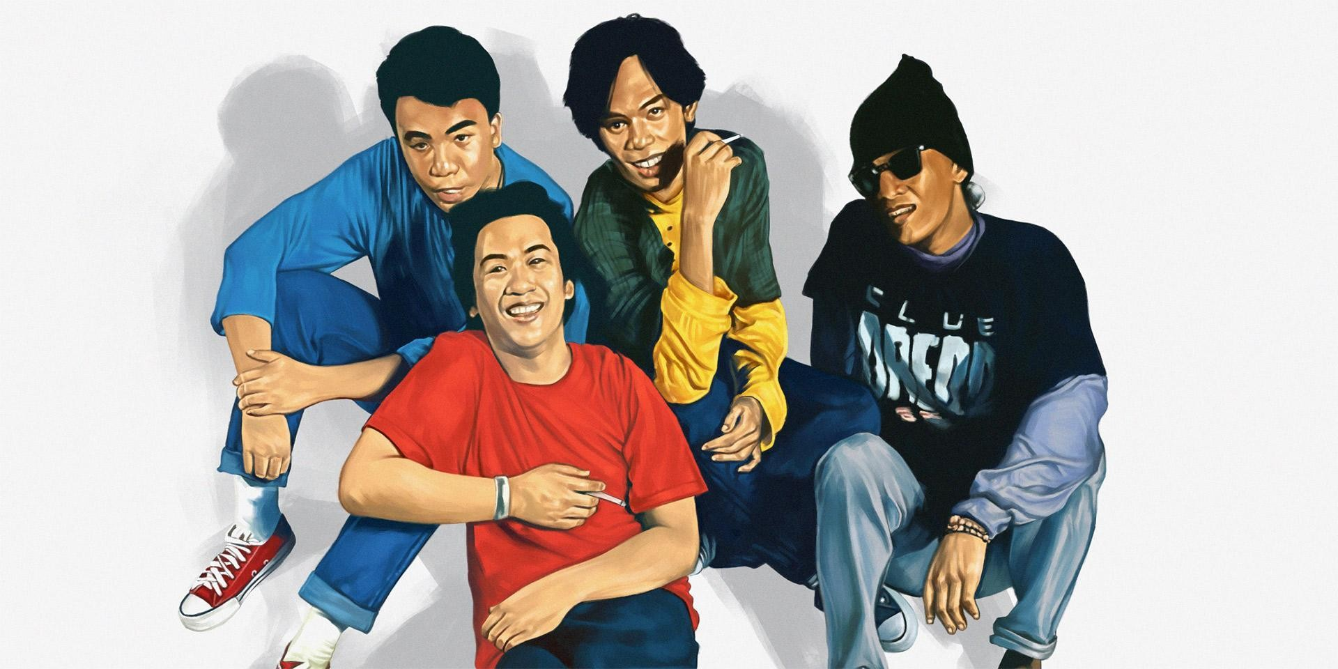 Every album by the Eraserheads, ranked