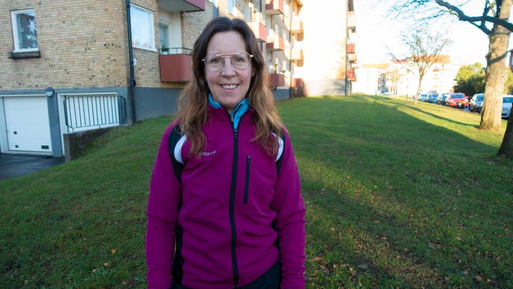 Lina Eklund Svensson, marknadschef på Skövdebostäder.