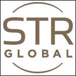 STR Global logo