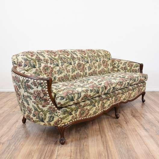 La Z Boy Sofa Gorgeous Like New Loveseat Vintage