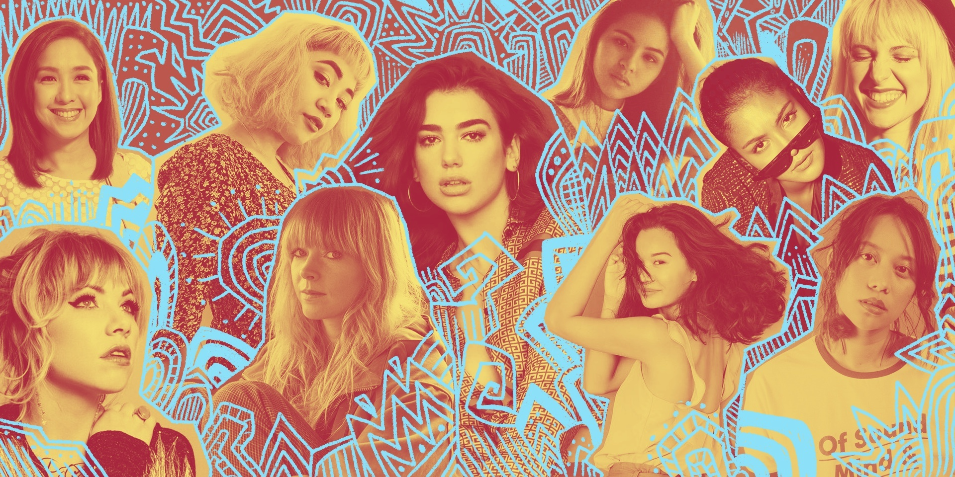 Happy International Women's Day! Here's a playlist to celebrate girl power – listen
