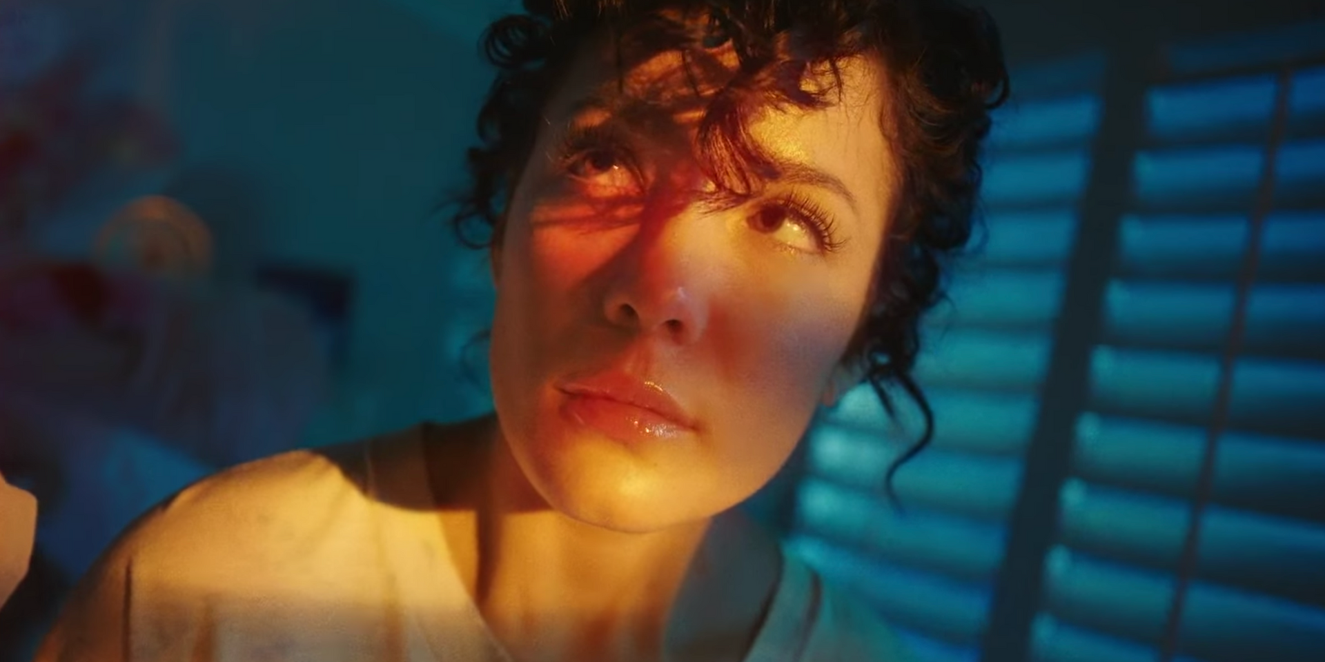 Halsey unveils whimsical new video for 'Graveyard'
