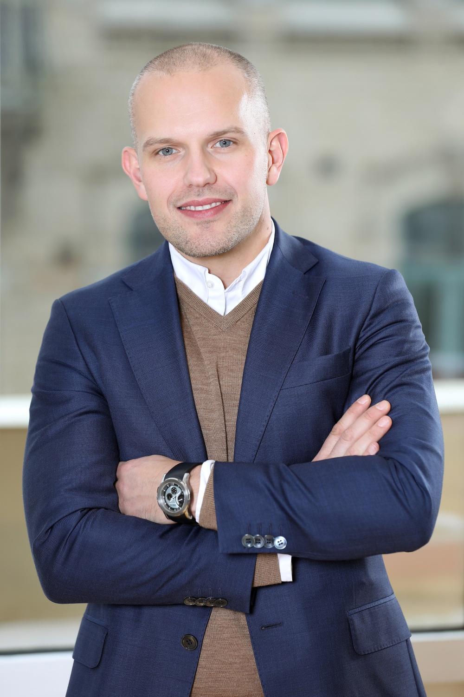 Fredrik Andersson, Investment Manager på Almi Invest