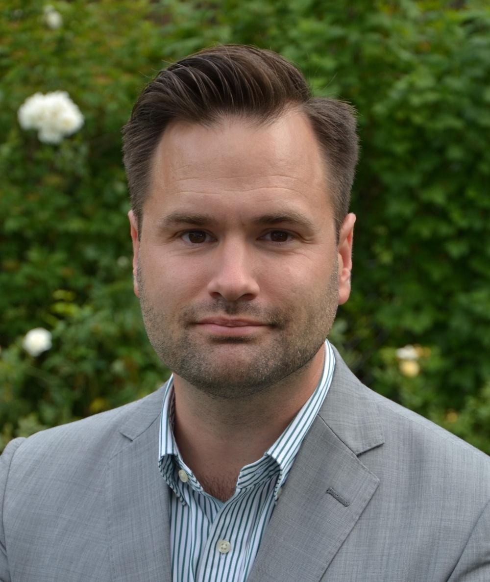 Erik Bengtzboe, tillträdande chefekonom på Skattebetalarna.