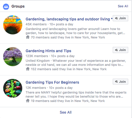 Networking in niche Facebook groups is a great way to build your authority and audience.