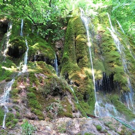 Mamirli Falls