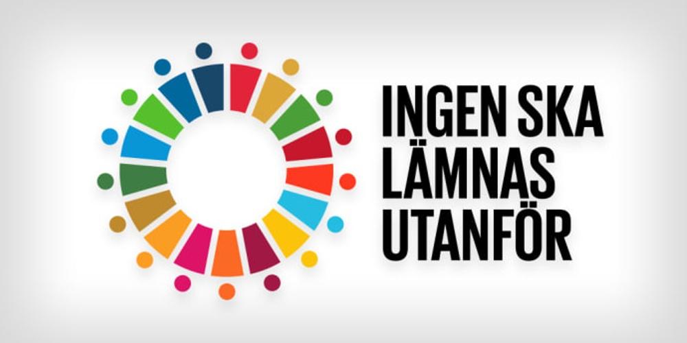 Den nya ikonen har skapats av The New Division på initiativ av CONCORD Sverige och Forum Syd.