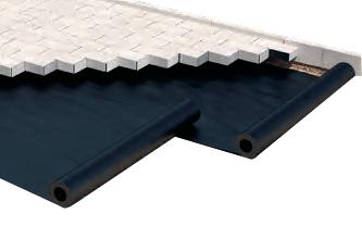 1.20 x 25 m Fiberduk NGS2 Universal fiberduk
