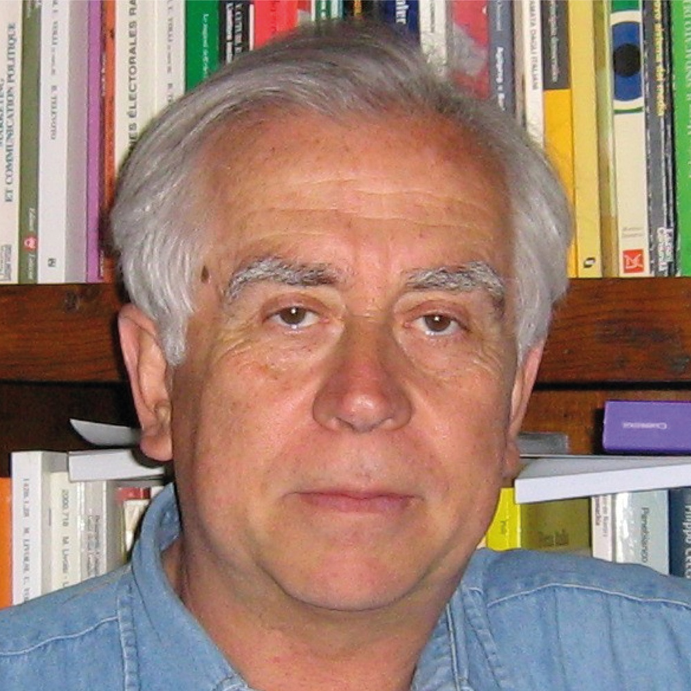 Professor Paolo Mancini.