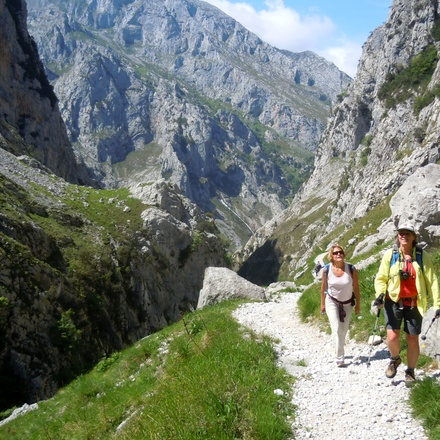 Walking the Picos de Europa