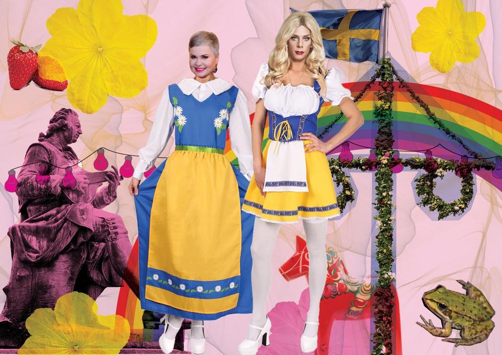 Art Work, Johanna Carlberg, Seth&Östen