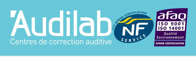 Audilab premier réseau d'audioprothése à détenir 3 certifications