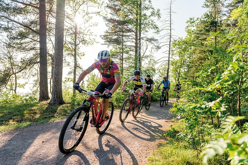 MTB-Vättern 2019 Foto: Petter Blomberg