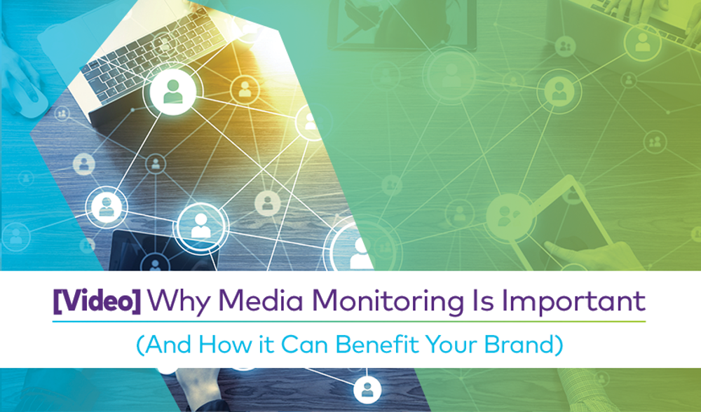 Media monitoring technology for Intrado.