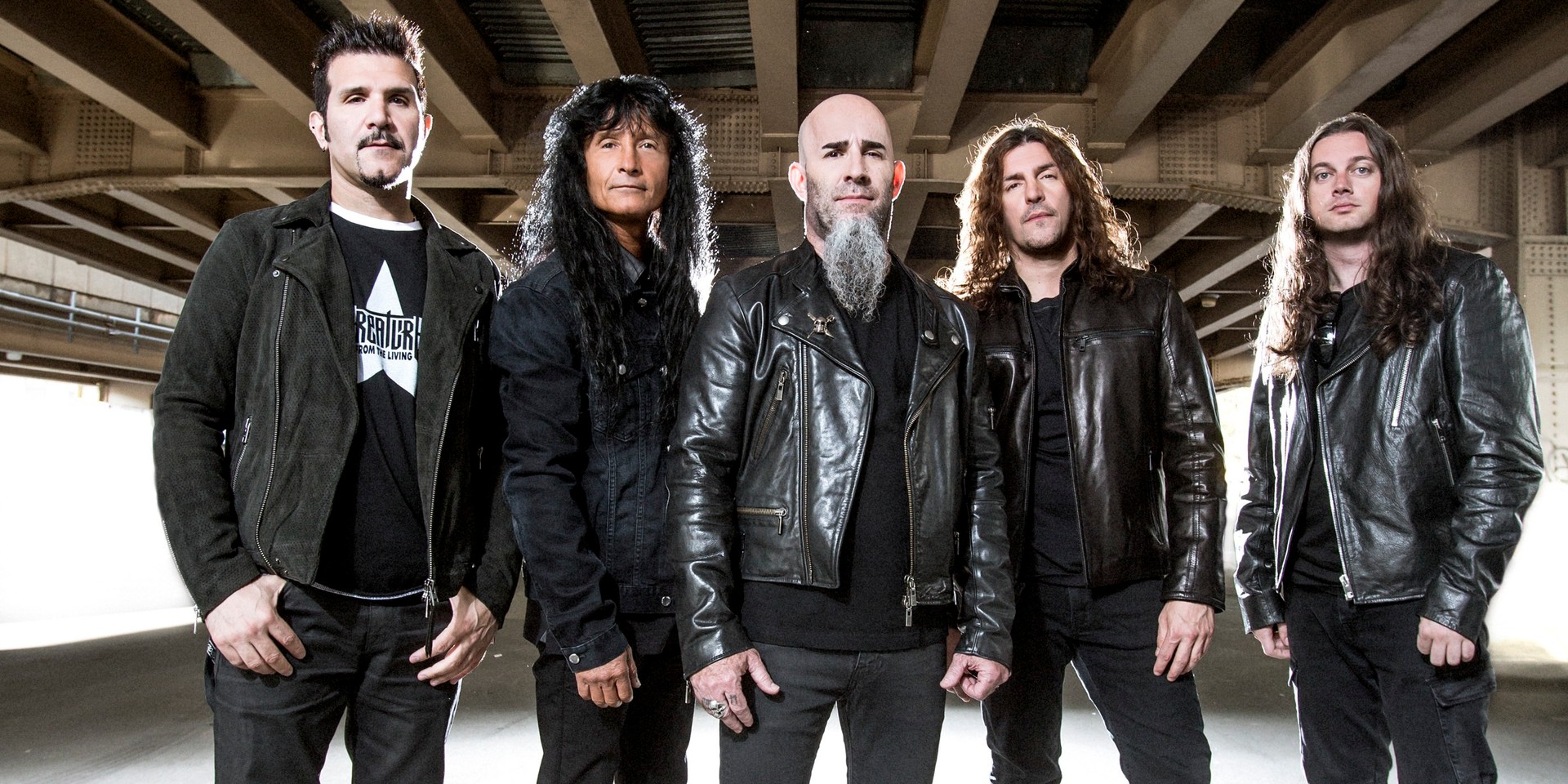Anthrax to perform in Malaysia in 2020