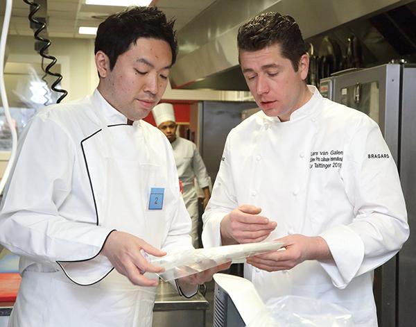 Kenichiro Sekiya and Lars van Galen