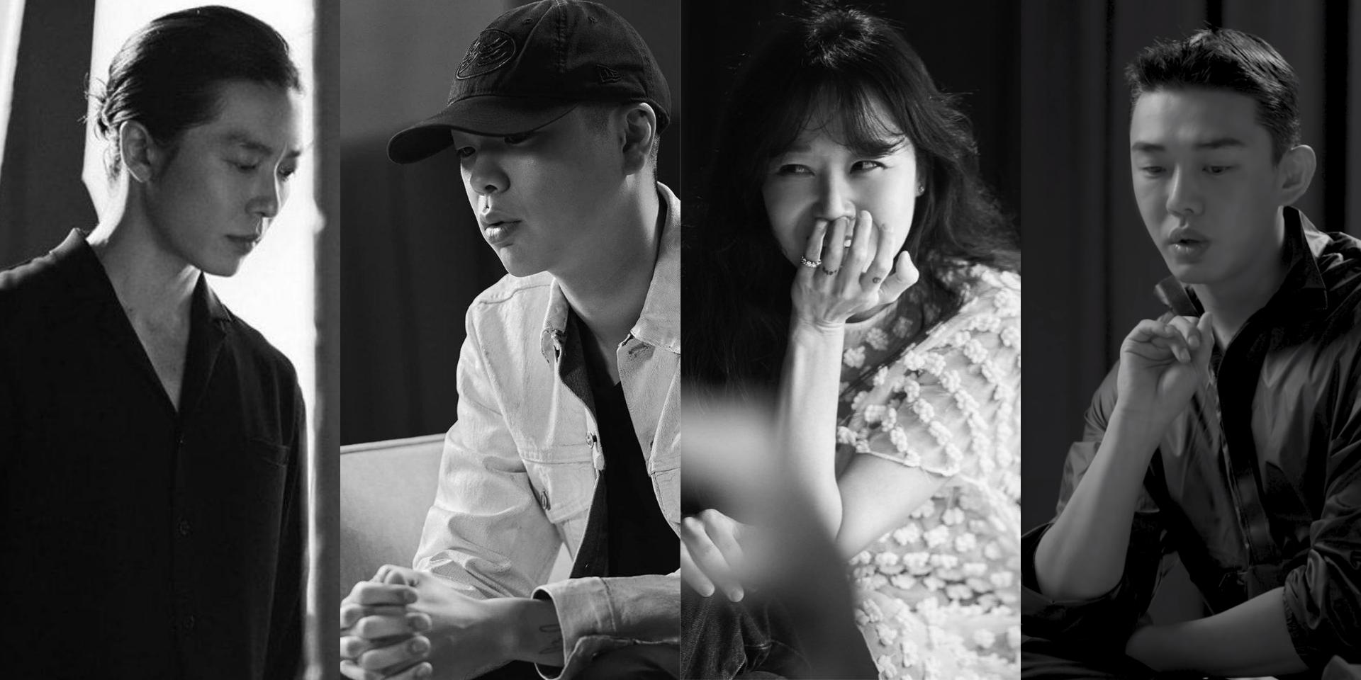 Hyukoh vocalist Oh Hyuk, Burning actor Yoo Ah-In, and more featured in Kim Jae Wook's My Margiela video series